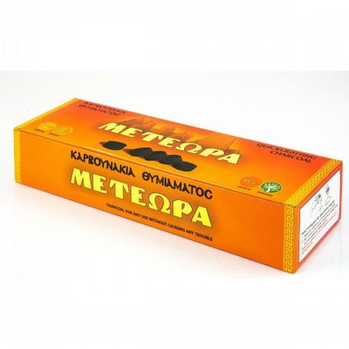 Уголь кадильный быстроразжигаемый «Метеора» 50 мм