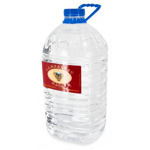 Лампадное масло, высшая категория 5 литров