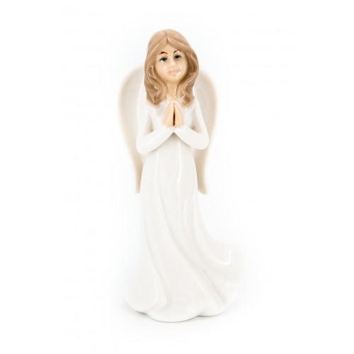 Ангел фарфоровый (в белом платье)