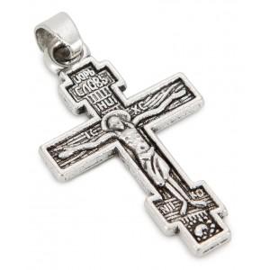 Крест 8-ми конечный, нательный большой