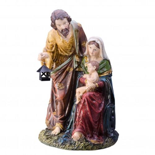 Святое Семейство с фонарем